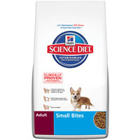 Hill's Science Diet Adult Small Bites Canine Dry