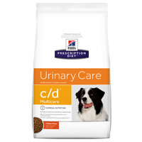 Hill's Prescription Diet c/d Canine Multicare Urinary Care with Chicken Dry