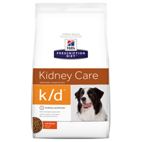 Hill's Prescription Diet k/d Canine Kidney Care with Chicken Dry