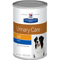 Hill's Prescription Diet S/D Urinary Care Canine Cans