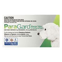 Paragard Broad Spectrum Wormer