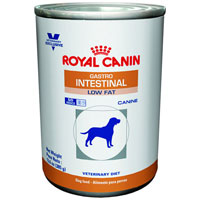 Royal Canin Canine Gastro Intestinal Low Fat Food Cans