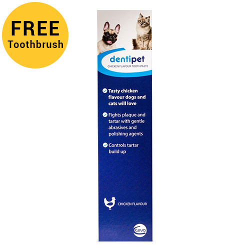 Dentipet Toothpaste for Dogs for Dogs