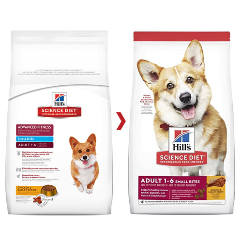 Hill's Science Diet Adult Small Bites Dry Dog Food for Food