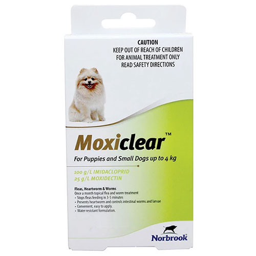 Moxiclear  for Dogs