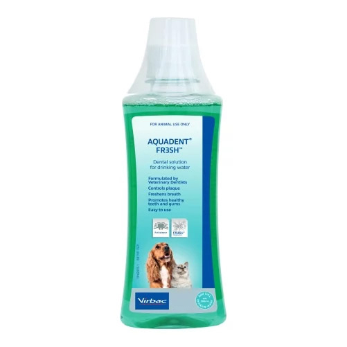 Aquadent FRESH Water Additive for Dogs