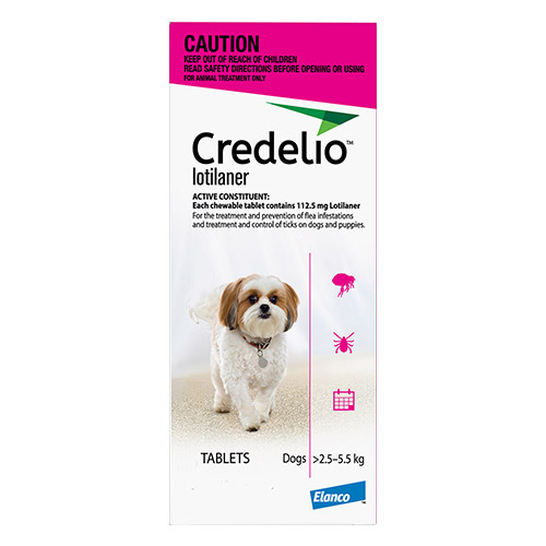 Credelio for Dogs