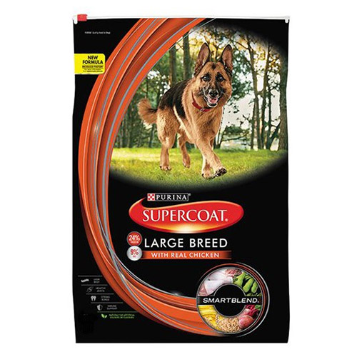 Supercoat Dog Adult Large Breed for Food