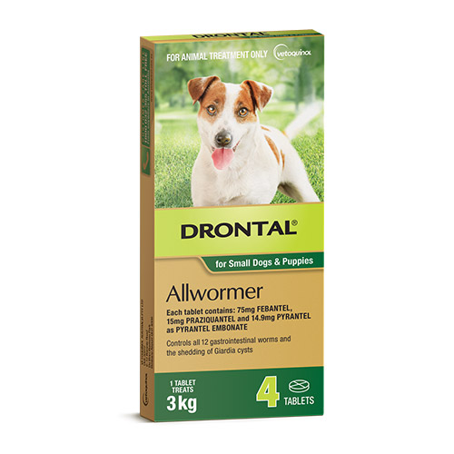 Drontal Wormers - Dogs for Dogs