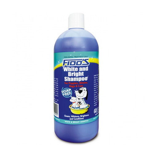 Fido's White And Bright Shampoo for Dogs
