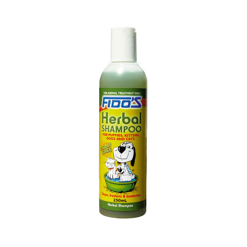 Fidos Herbal Shampoo for Dogs