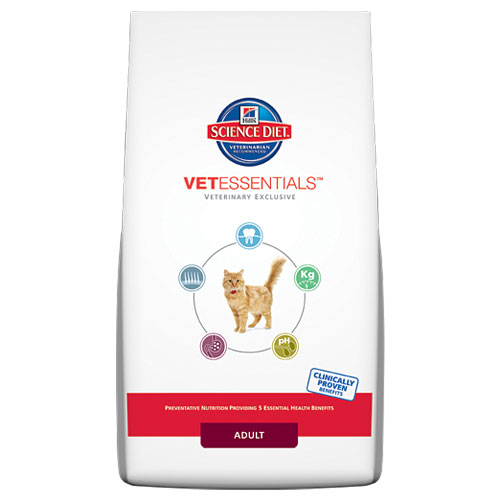 Hill's Science Diet Adult VetEssentials Dry Cat Food for Food