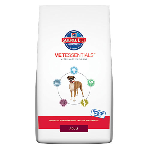 Hill's Science Diet VetEssentials Adult Canine Dry  for Food