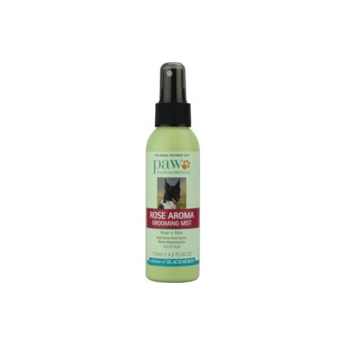 Paw Rose Aroma Grooming Mist for Dogs