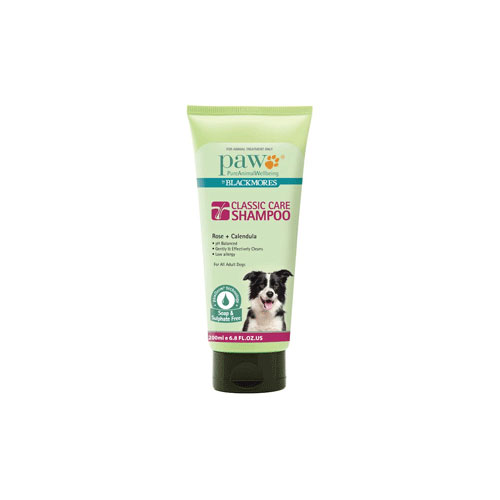 Paw Classic Care Shampoo for Dogs