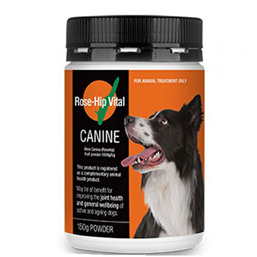Rose Hip Vital Canine for Dogs