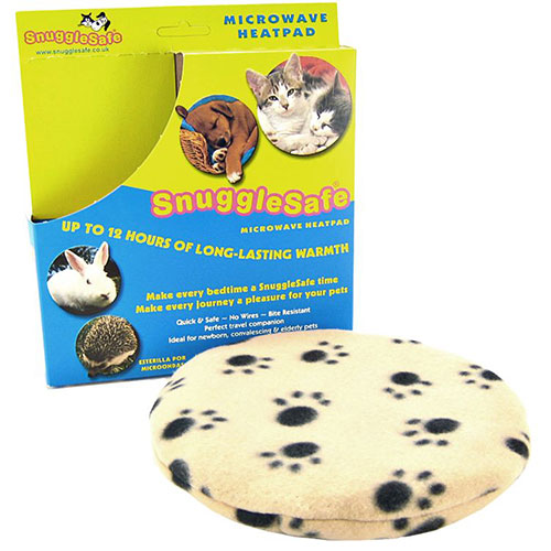 Snugglesafe Microwave Heatpad for Dogs