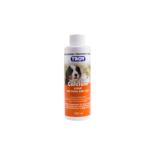 Troy Calcium Syrup for Dogs